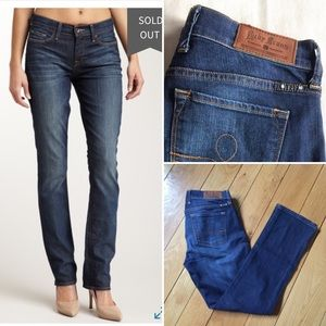 Lucky Brand Sofia Straight Ankle Jeans size 6/28